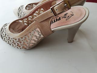 Zapatos Pitillos, talla 39