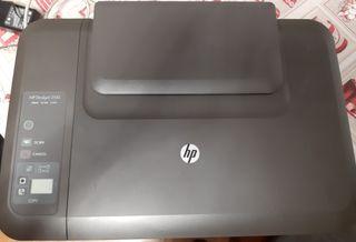impresora HP con escáner