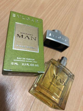 Perfume bulgari man wood neroli
