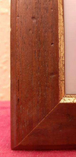 Marco madera 40x50 cm