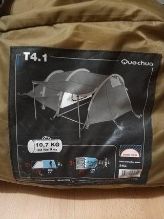 Tienda de campaña Quechua T4.1
