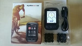 GPS XPLVA X3