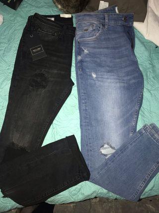 Pantalones nuevos!
