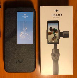 Estabilizador OSMO Mobile 2
