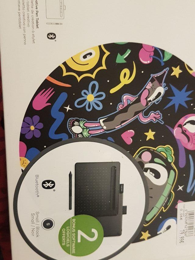 Tablette graphique wacom intuo neuve 60 euros