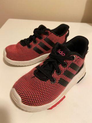Zapatillas bambas Adidas talla 21