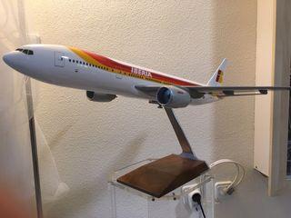 "B777-200X Iberia (Maqueta ""casi única"")"
