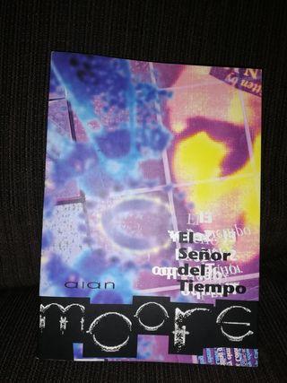 Libro El señor del tiempo - Alan Moore