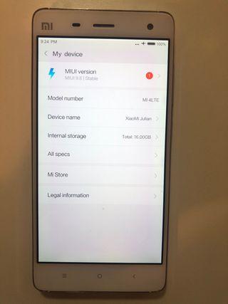 Xiaomi 4LTE