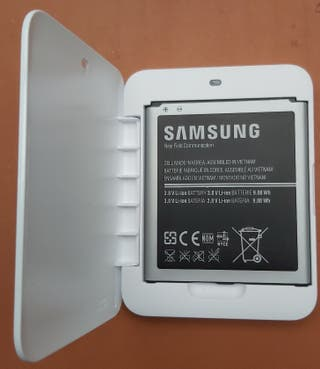 Samsung EP-B600CEWE Cargador + Bateria Galaxy S4