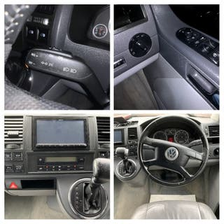 VW T5 Caravelle Executive 2.5tdi Auto