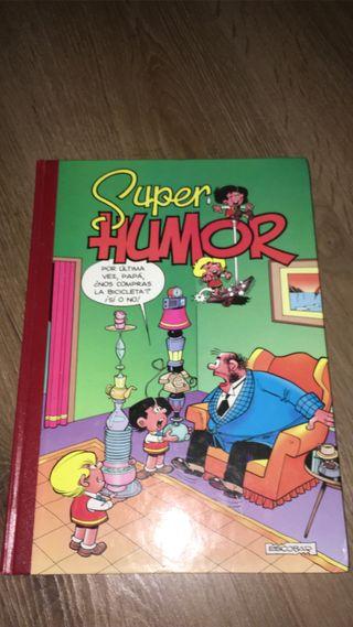 COMICS/TEBEOS SUPER HUMOR-ZIPI Y ZAPE-CV