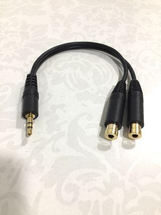 Cable Divisor Stereo (nuevo)