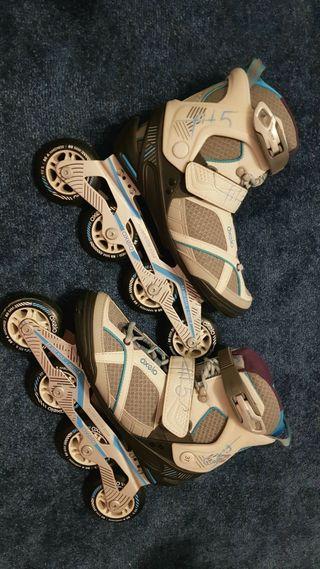 Roller blades / Inline skates size 4