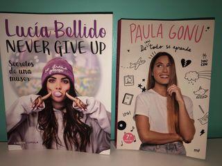 Libro de Lucía Bellido y Paula Gonu