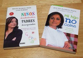 Pack dos libros Rocio Ramos-Paul