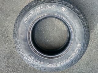 Neumático Pirelli Scorpion ATR