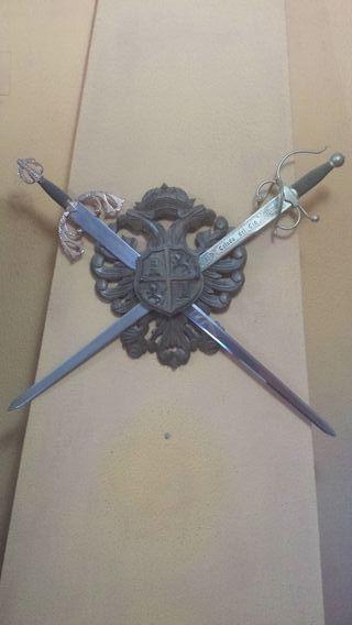 espadas colada del cid toledo
