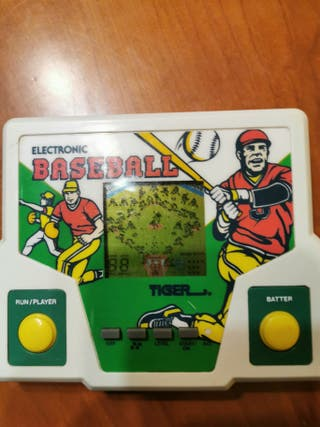 Antigua consola Beisbol