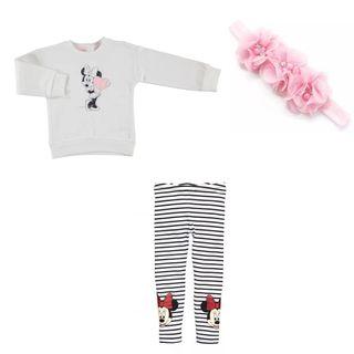 conjunto niña bebé nuevo Minnie 3 y 4 años