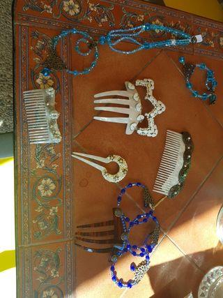 Accesorios de moda y flamenca