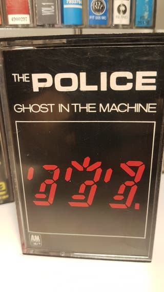 The Police..Ghost In The Machine..1981