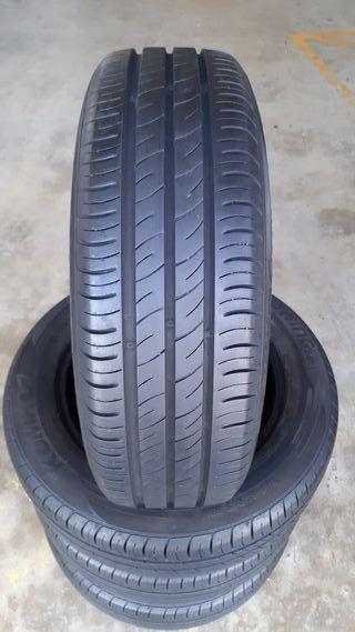4 x Neumáticos Kumho 195 65 15 88H