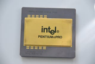 Procesador Intel Pentium Pro