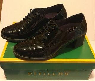 Zapatos Charol marca Pitillos