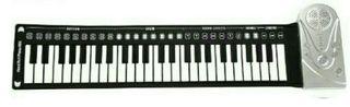 TECLADO PIANO ENRROLLABLE