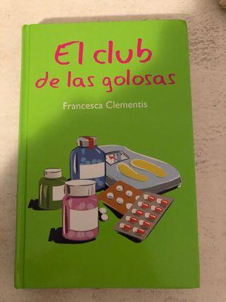 Libro El club de las golosas