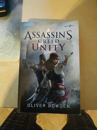 Assassins Creed Unity Novela