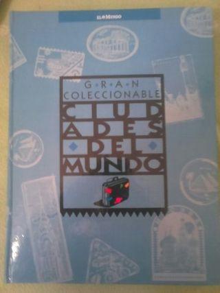 CIUDADES DEL MUNDO ENCICLOPEDIA - TOMO ÚNICO