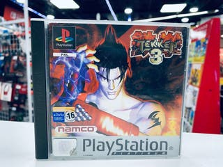 Tekken 3 Platinum - PS1 - Playstation 1