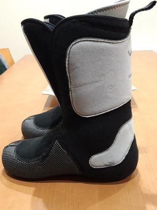 botines botas de esqui