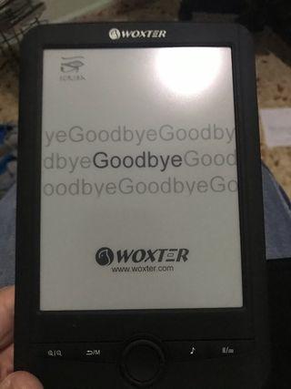 Ebook Woxter 160