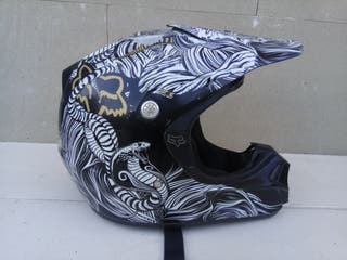 Casco Fox V3 Carbono