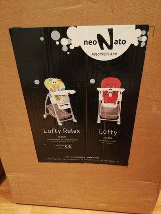 Trona y hamaca neoNato Lofty Relax