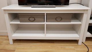 Mueble TV + Cajas de almacenaje