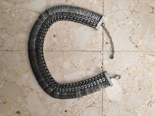 Collar Plata vieja