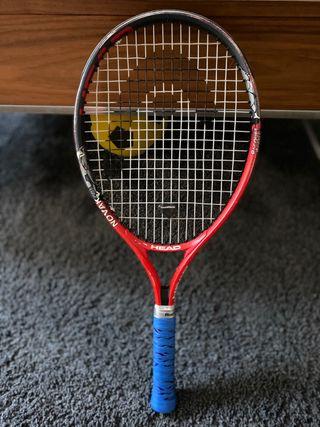 Raqueta Tenis Niño. Head. Novak Djokovic