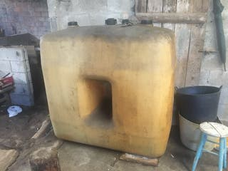 Deposito gasoil calefacción