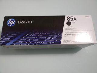 Tóner HP 85A Black noir