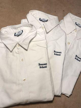 Camisas colegio