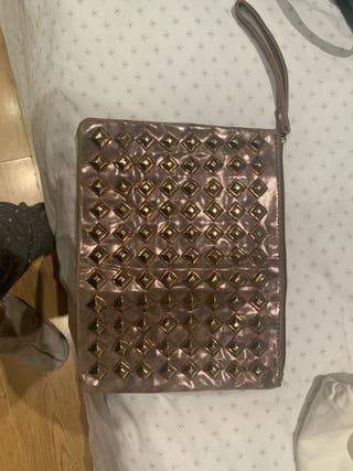 Clutch Color bronce