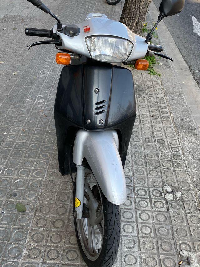 Honda Scoopy 49cc