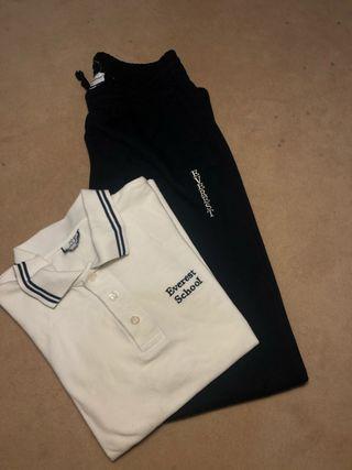 Chándal uniforme