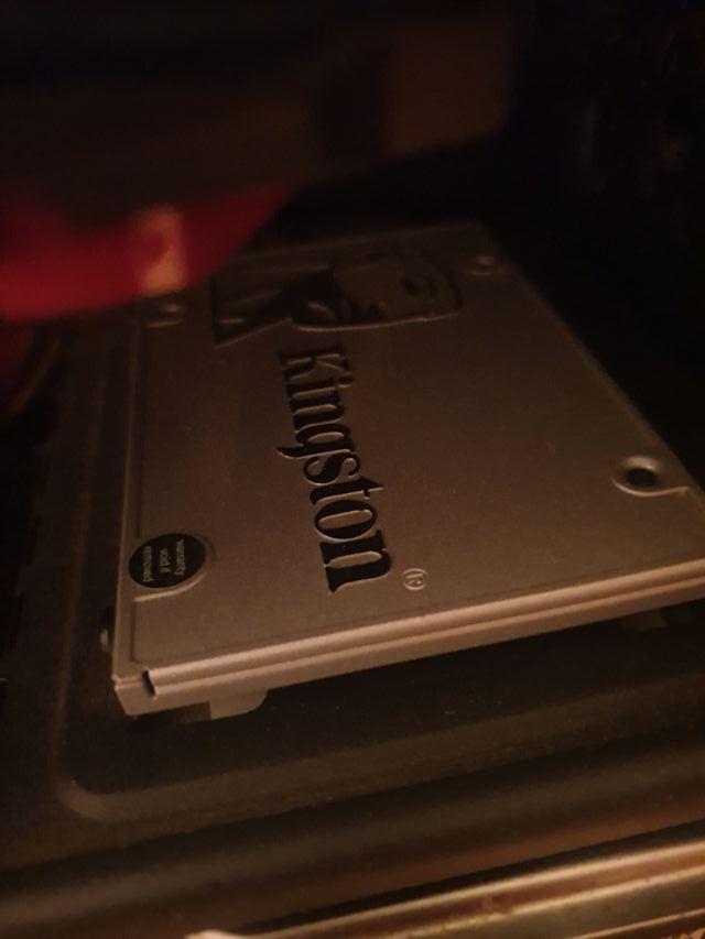 PC Gaming + Teclado Nacon RGB + Monitor