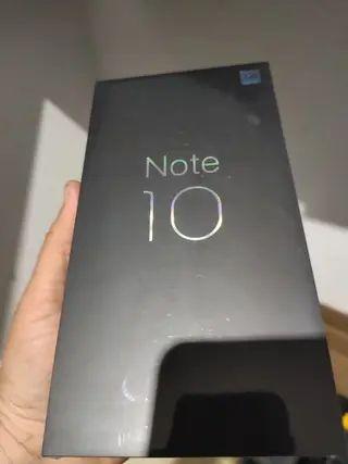 Xiaomi Mi note 10 128Gb precintado nuevo