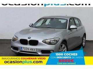 BMW Serie 1 118d Berlina 105kW (143CV)
